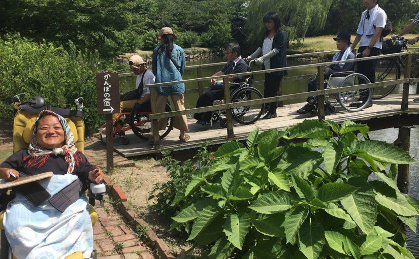 障がい当事者と考える柳川まちづくり研究会「柳川まちあるきモニタリングツアー」に参加してきました!